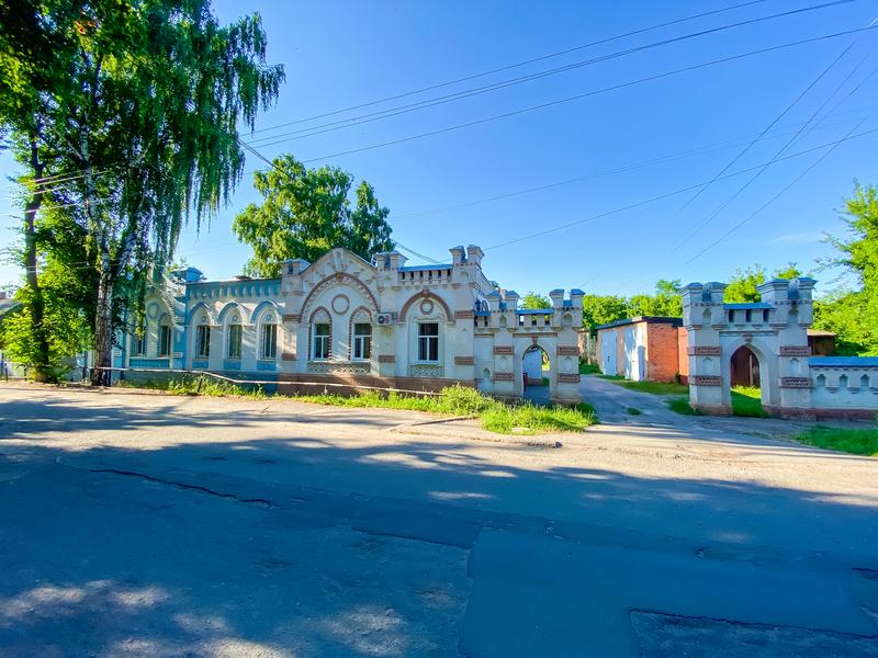 Будинок Тарновського